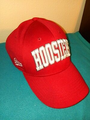best loved 6d6e4 b8cd2 Top of the World NCAA Indiana University Hoosiers Adjustable Red Hat Cap