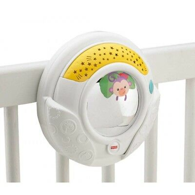 Fisher-Price 3-in-1 Rainforest Friends Projection Soother