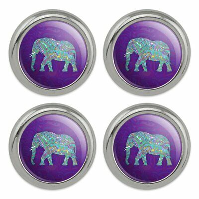 Set of 4 Sloth Just Hanging Around Metal Craft Sewing Novelty Buttons