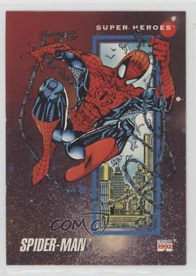 1992 Impel Marvel Universe Series 3 #1 Spider-Man Non-Sports Card 0p3