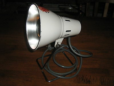 Vintage Pifco  Deep Heat Infrapower Health Lamp By Breville Australian Made