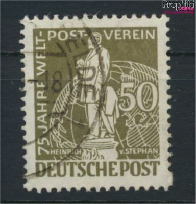Berlin (West) 38 gestempelt 1949 Weltpostverein (9233340