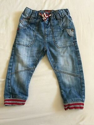 Next Jeans Boys Kids Baby Trousers Pants age 1 1/2-2 years