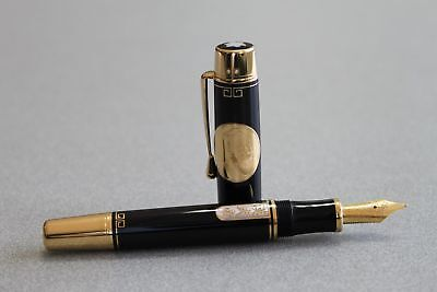 Montblanc Han Wu Ti Limited Edition To 88 Pieces Fountain Pen