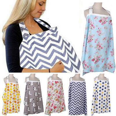 Breastfeeding Cover Nursing Privacy Top Canopy Baby Feeding Scarf Blanket Shawl