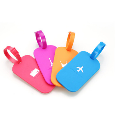 Travel Accessories Luggage Tag Address ID Name Card Suitcase Baggage Label Tags