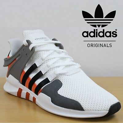 Adidas Originals EQUIPMENT Support ADV Trainers Mens  RUNNING Sports Sneakers