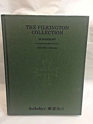 2016 APR Sotheby's Catalog The Pilkington Collection of Chinese Art HK (HK0639)
