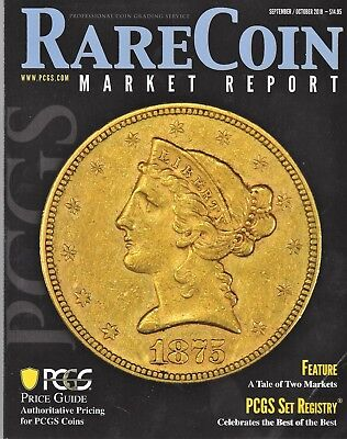 PCGS Rare Coin Market Report - Sept/October 2018 - NEW