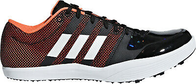 check out 55f03 a4dc1 adidas Adizero Long Jump Spikes Field Event Shoes Mens Womens Black