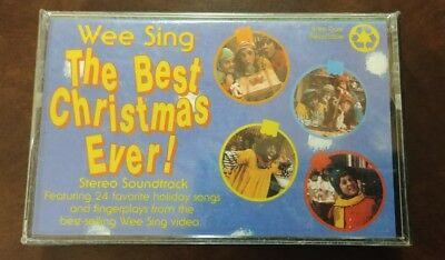 wee sing the best christmas ever from prince stern sloan 1990 new sealed - Wee Sing The Best Christmas Ever