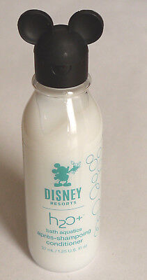 PRL) DISNEY H2O PLUS MICKEY CONDITIONER APRèS-SHAMPOING BATH LOTION COLLECTION