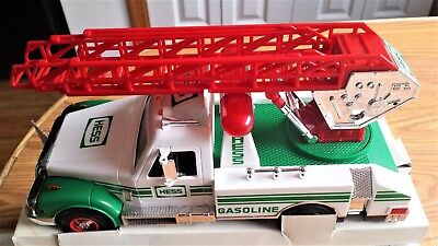 1994 Hess Rescue Truck With Original Box
