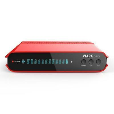 Viark Droi 4k 2160P A.265 Hevc Combo Android 7.0WIFI Satellitare