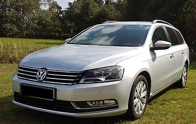 VW Passat 2,0 TDI BlueMotion / EURO 5 / Comfortline, 140 PS Kombi