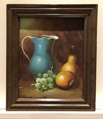 Original Oil Painting By Mary Gartshore - Still Life