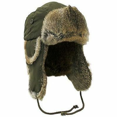 VERY NICE WARM SOFT Winter Aviator Trooper Earflap Warm Russian Ski Bomber Hat