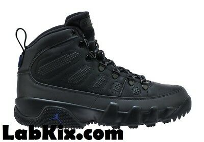 Nike Air Jordan Retro 9 IX Boot SZ 8-14 Black Concord NRG Space Jam AR4491-001