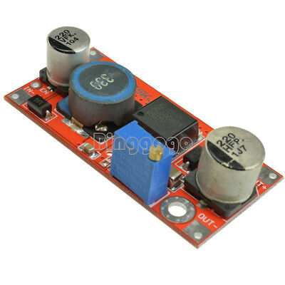 XL6009 DC Adjustable Step up boost Power Converter Module Replace LM2577 DE