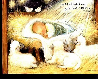 FOREVER RELIGIOUS INSPIRATIONAL CHRISTMAS CARDS LANG by ARTIST SUSAN WINGET (4)