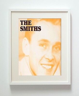 The Smiths Last Night A3 Repro Print Poster Unframed Hq 216Gsm Matte Pro