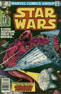 Star Wars (1977 series) #46 in Very Fine condition. Marvel comics