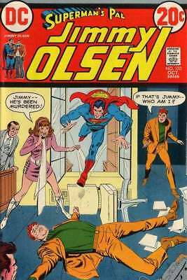 Superman's Pal Jimmy Olsen #153 in Very Fine minus condition. DC comics