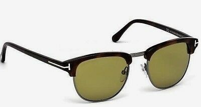 d3990419738 New Authentic Tom Ford Henry TF 248 52N Sunglasses James Bond Spectre 007