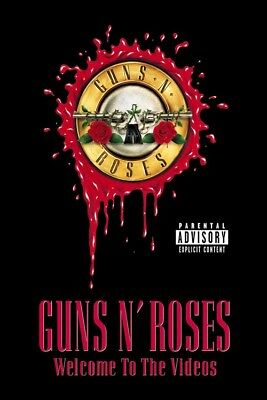 Guns'n'Roses-Welcome t.t. Videos Welcome to the Videos