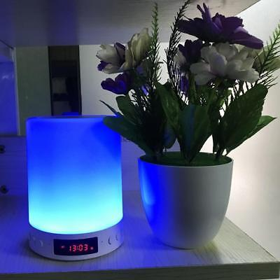 Luminous Lights Rechargeable Wireless Bluetooth Speaker Portable Mini Super NEW