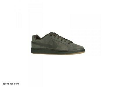 purchase cheap afc80 7417d Nike Scarpe Court Royale Suede, uomo - Art. 819802-300 (Sequoia)