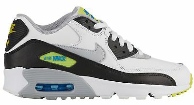official photos 1a683 43c43 NIKE Air Max 90 Ltr (gs) 833412-113 833412-113 WHITE SZ