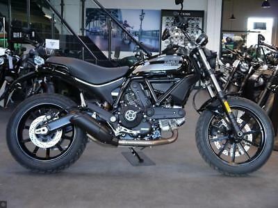 Ducati Scrambler Sixty2 - Very Low Mileage