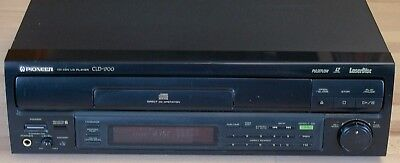 Pioneer CD CDV LD Player CLD-1700