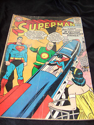 Superman - Silver Age DC Comics. No. 170, 1964 – Very Rare Kennedy Issue