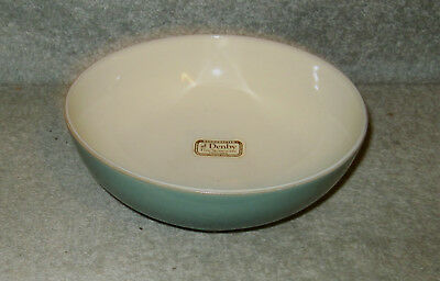 Denby Manor Green Soup/cereal Bowl