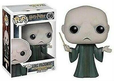 Funko - POP Movies: Harry Potter - Voldemort Brand New In Box