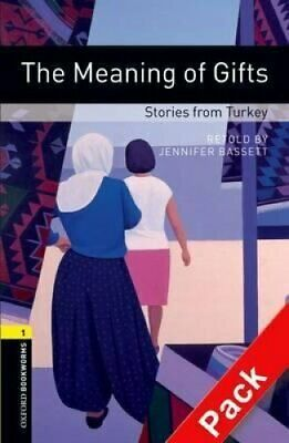 Oxford Bookworms Library: Level 1:: The Meaning of Gifts: Stori... 9780194788953