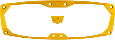 Seizmik Halo R Rear View Mirror For CAN-AM Maverick X3 17-18 Yellow Kit 19001