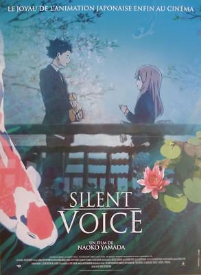 Silent Voice - Koe No Katachi - Yamada / Japan - Original French Movie Poster