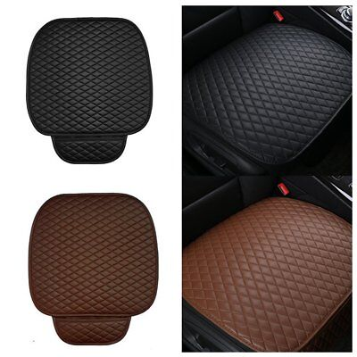 Universal PU Leather Deluxe Auto Car Seat Cover Cushion Mat Pad Breathable