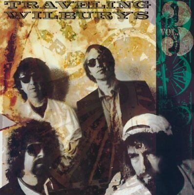 THE TRAVELING WILBURYS Volume 3 CD NEW 2008