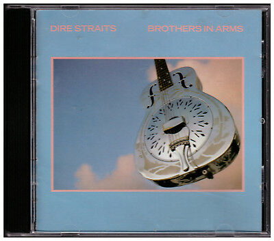 Dire Straits - Brothers In Arms CD Korea