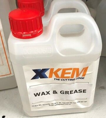 Wax And Grease Remover 1L (Csvwg1)