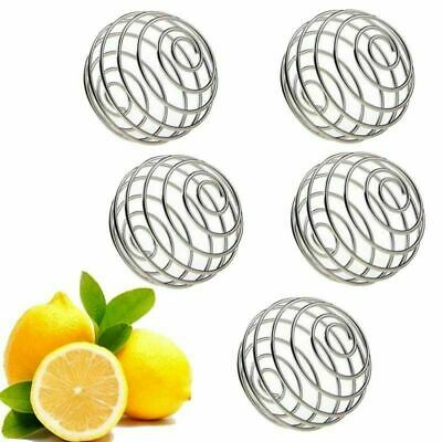 Mixing Wire Milkshake Whisk Stainless Steel Ball Blender Protein Mixer Cup 5pcs