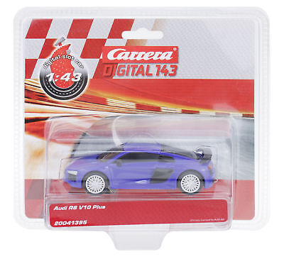Carrera 20041395 Digital 143 Audi R8 V10 Plus blau