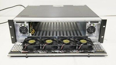Evertz 7800FR-QT 3RU Quiet MultiFrame with 7700FC Frame Controller 7700 &7800