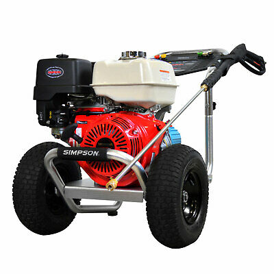 Simpson 4,200 PSI 4.0 GPM Gas Pressure Power Washer Powered by Honda & CAT Pump