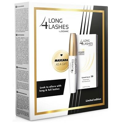 Long4Lashes LIMITED EDITION: FX5 Power Formula Wimpernserum 3ml + Mascara 10ml