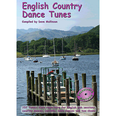 English Country Dance Tunes: 101 Tunes Book Only